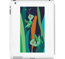 Jeeminy Christmas, Crickets! iPad Case/Skin