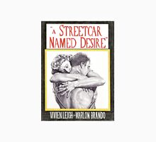 A STREETCAR NAMED DESIRE hand drawn movie poster in pencil T-Shirt