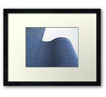 sweet curves Framed Print