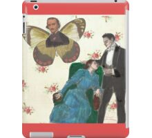 Poe Butterfly(please read description of this work) iPad Case/Skin