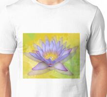 Crazy about lotus Unisex T-Shirt