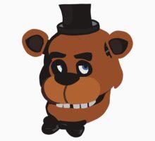 Five Nights At Freddy's Freddy Fazbear T-Shirt