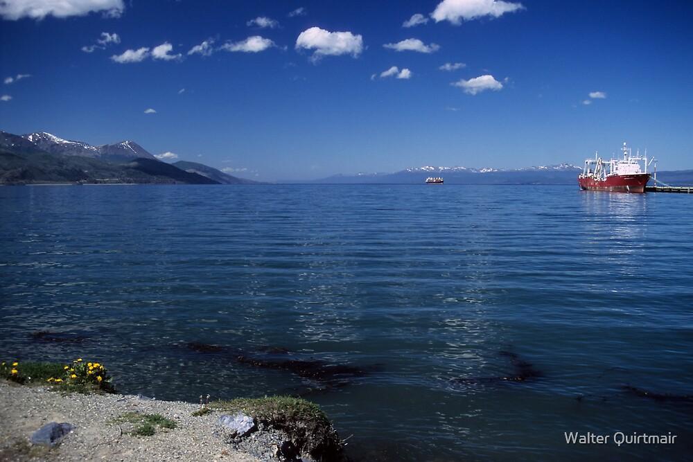 Ushuaia by Walter Quirtmair