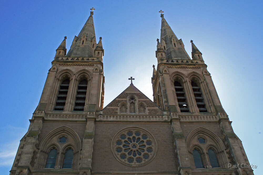 St Peters Church, Adelaide, South Australia by Paul Clarke