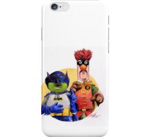 Bat Muppet iPhone Case/Skin