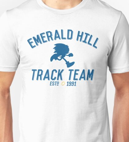 Emerald Hill Track Team Unisex T-Shirt