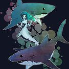 Great Whites by RileyRiot