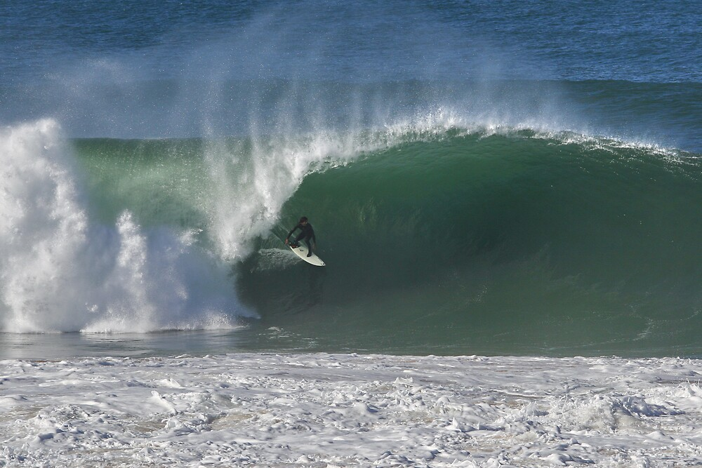 WHEN THE BIG WAVES ARRIVED.....FINALY by CRSPHOTO