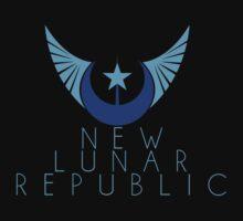 New Lunar Republic Crest Kids Clothes