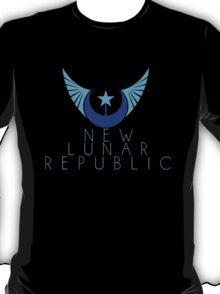 New Lunar Republic Crest T-Shirt