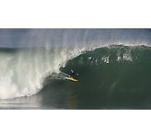 FAST WAVE Photographic Print