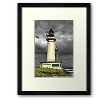 Guardsman at the Heads. Framed Print