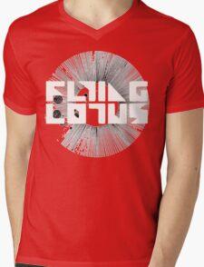Flying Lotus Cosmo Mens V-Neck T-Shirt