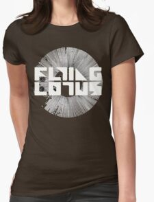 Flying Lotus Cosmo Womens Fitted T-Shirt