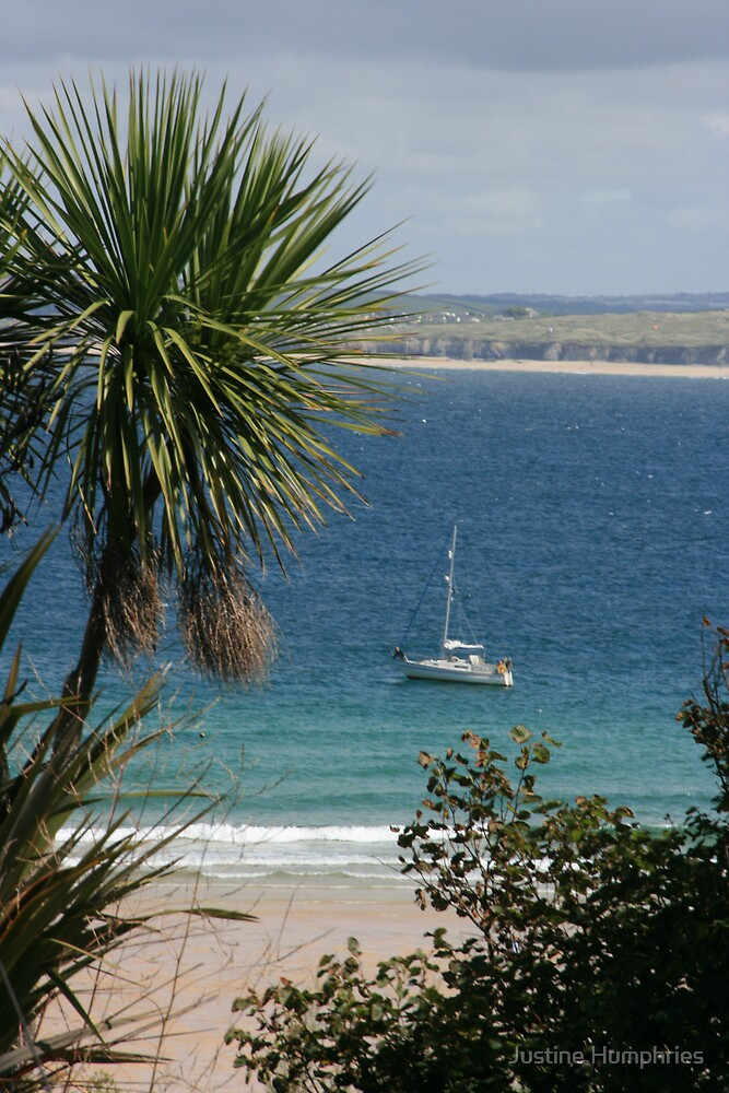 St Ives  by Justine Humphries