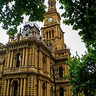 Sydney Town Hall by indiafrank