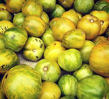 Green Tomatoes Photo by Lagoldberg28