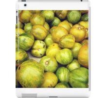 Green Tomatoes Photo iPad Case/Skin
