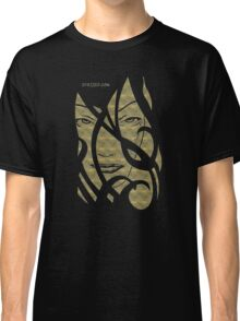 Mask gold metalic Classic T-Shirt