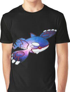 Celestial Kyorgre Graphic T-Shirt