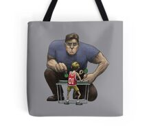Unlikely Champion Tote Bag
