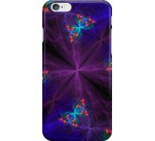 Electric Butterflies iPhone Case/Skin