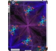 Electric Butterflies iPad Case/Skin