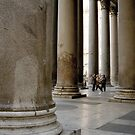 Pantheon, Rome by Tiffany Dryburgh