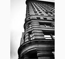Flatiron Building, NYC, Black and White Unisex T-Shirt