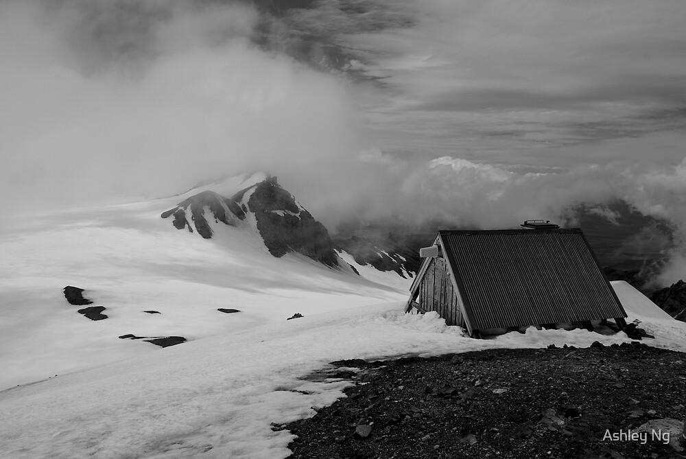 Snow Hut by Ashley Ng