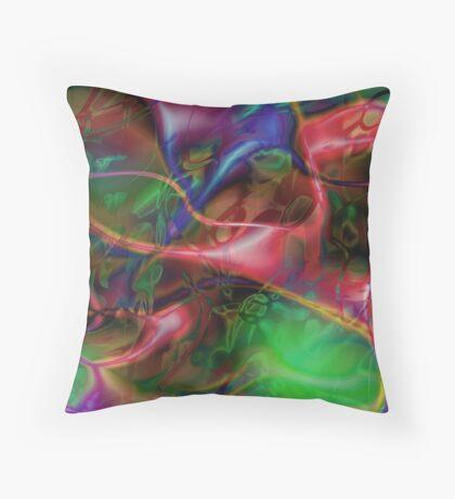 Dynamics Throw Pillow