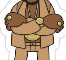Evolution Of The B-Boy – Rakim Sticker