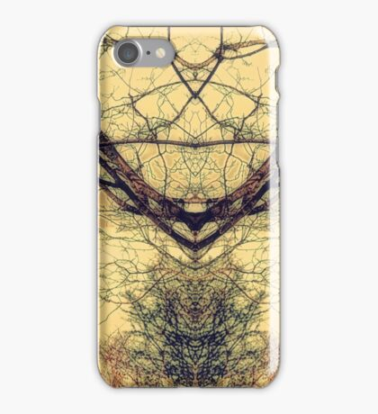 Nature reflection iPhone Case/Skin
