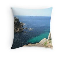 Views from Lands End V Throw Pillow