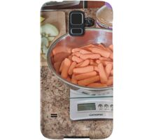 Preparing Thanks Giving Dinner Samsung Galaxy Case/Skin