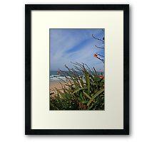 Porth Kidney Sands VI Framed Print