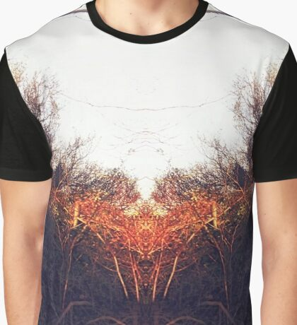 Reflection on nature Graphic T-Shirt