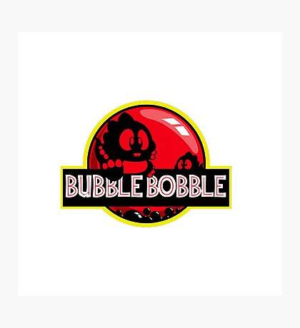 Bubble Photographic Print