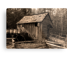 Cable Mill IV Metal Print