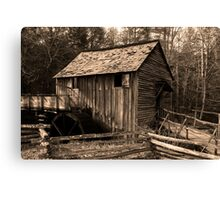Cable Mill IV Canvas Print