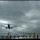Landing. no 2 by Eleanor Andrews
