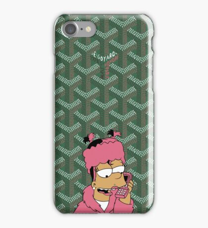 Goyard Funny Perfect Killabart  iPhone Case/Skin
