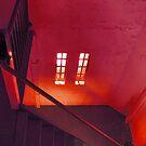 Upstairs by mawaho
