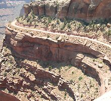 Red Car Canyon by Jo-Anne Craighead