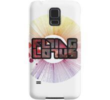 Colorful Cosmo Flying Lotus Samsung Galaxy Case/Skin