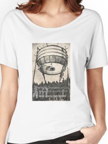 Lowbrow Insurance Women's Relaxed Fit T-Shirt