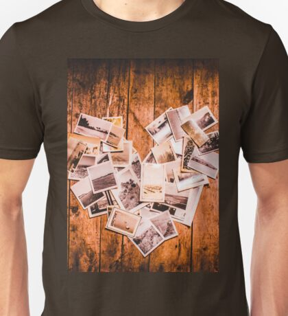 Merger of past lives and interwoven stories Unisex T-Shirt