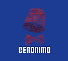 Geronimo - 11th Doctor's Quote - Doctor Who by Lasher