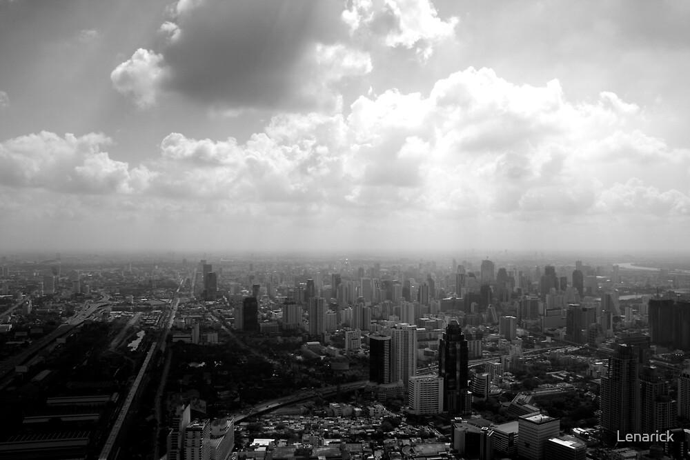 Bangkok, Thailand by Lenarick