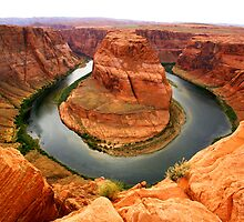 Horseshoe bend by Scott  Remmers